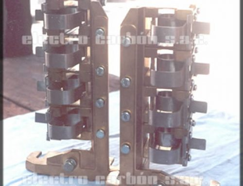 Portaescobillas de Fundición 14